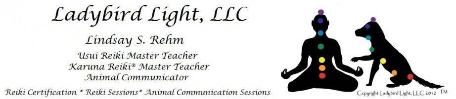 Ladybird Light Reiki and Animal Communication with Lindsay S. Rehm