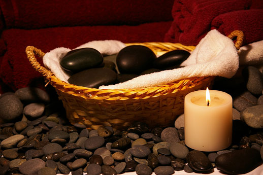 Massage Relaxing And Soothing